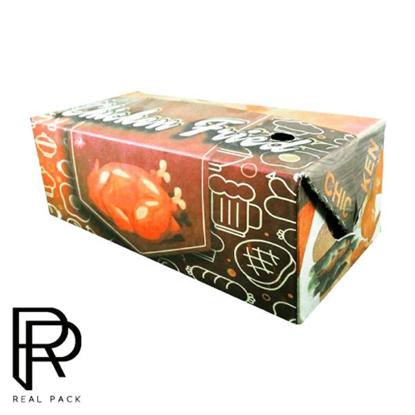 جعبه سوخاری دسته دار دوبلکس طرح عمومی