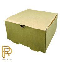 جعبه برگر درب پیتزایی اینفلوت طرح عمومی